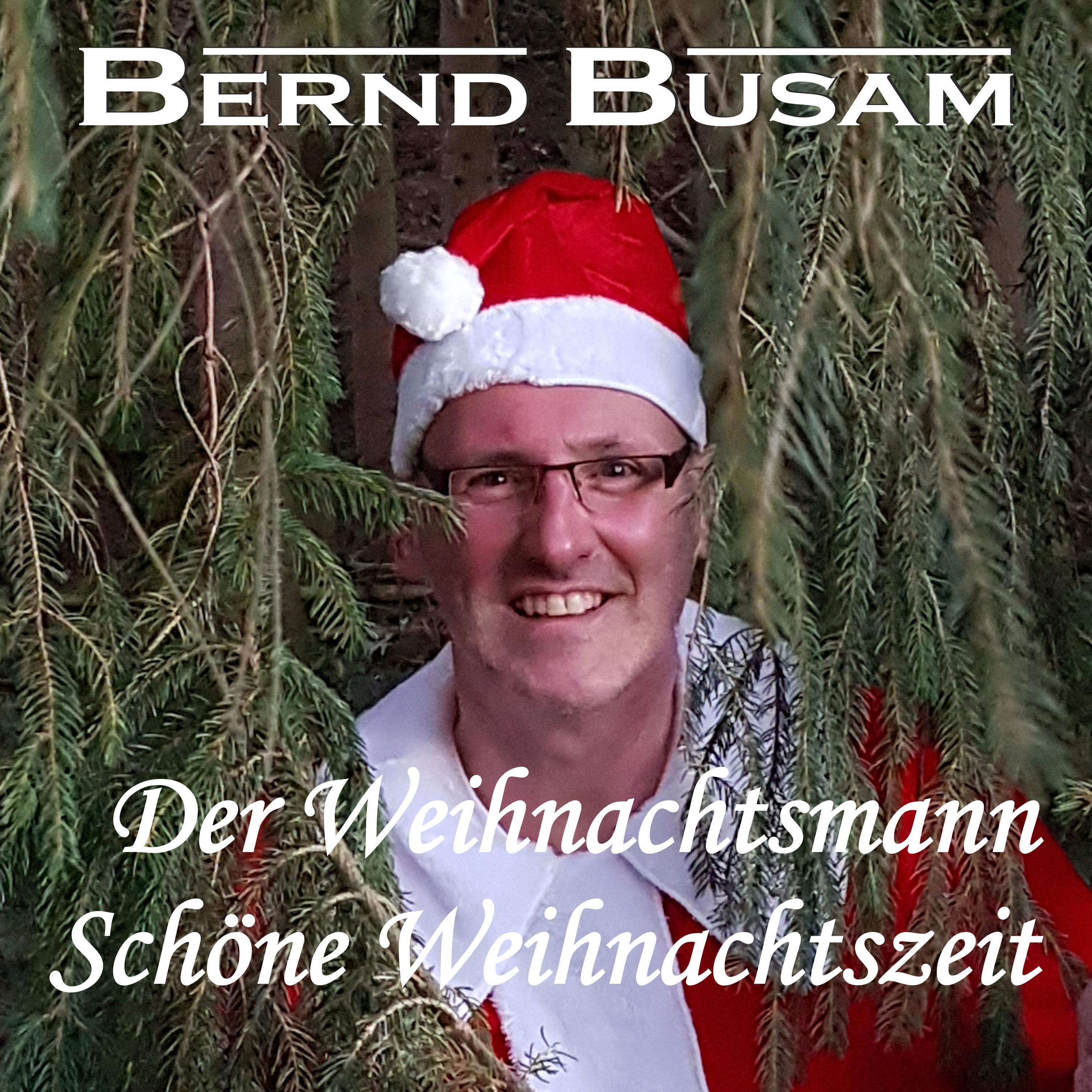Weihnachtslieder mit BERND BUSAM – out now! | CONNY CONRAD – over 40 ...